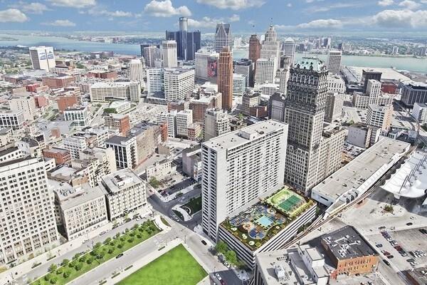 Primary Photo Detroit City Club Apartments