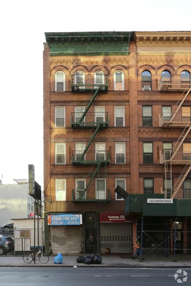 1557 Lexington Ave New York Ny 10029 Apartments