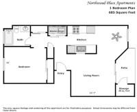 Northwood Place Apartments Apartments - Modesto, CA ...