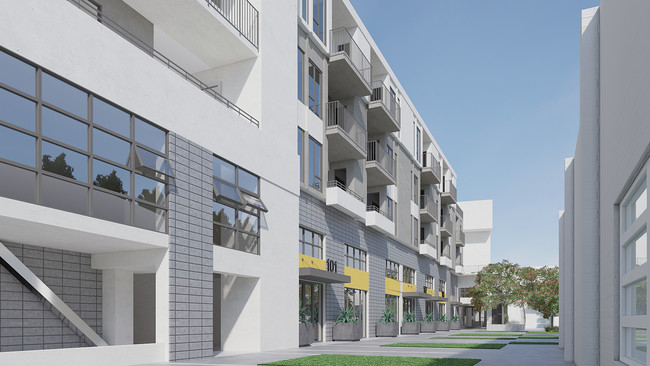 Building Photo Inclave Luxury Apartments