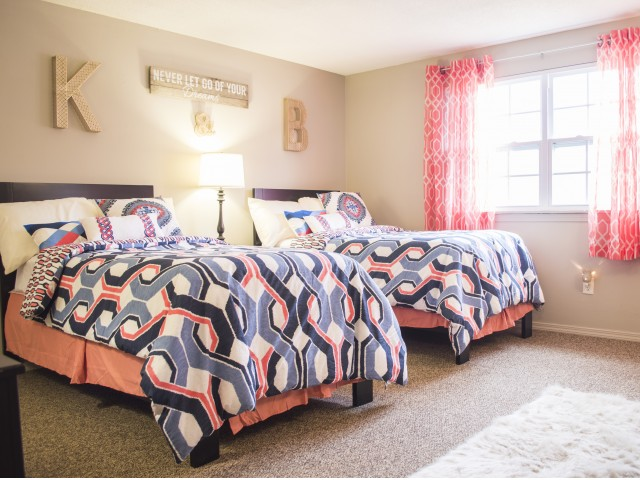 Large Bedrooms Carriage House Townhomes