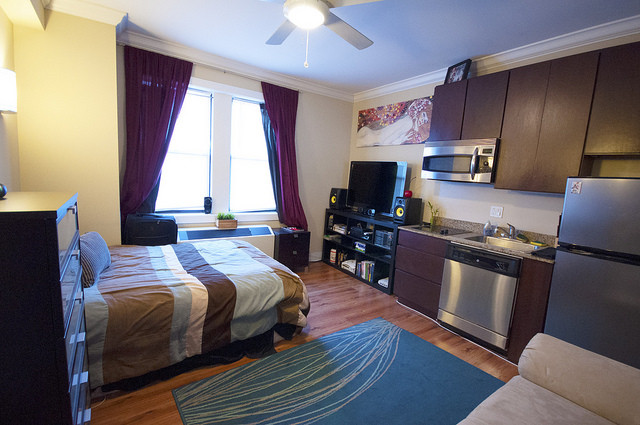 11 W. Division Apartments