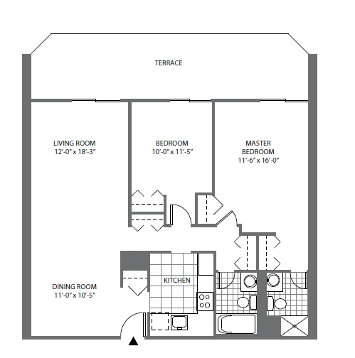 Carriage House Apartments Fort Lee