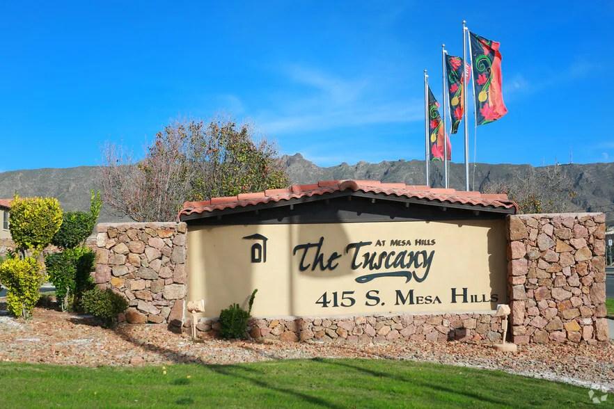 The Tuscany at Mesa Hills Rentals  El Paso TX