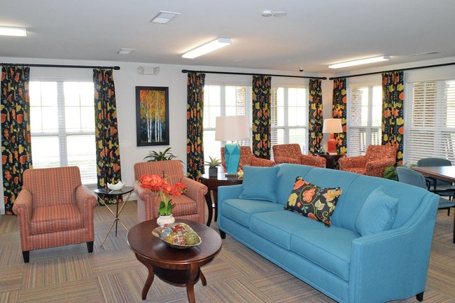 The Dannelly at the Catawba Senior Apartments Rentals