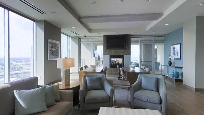 Clubroom Skyhouse Channelside