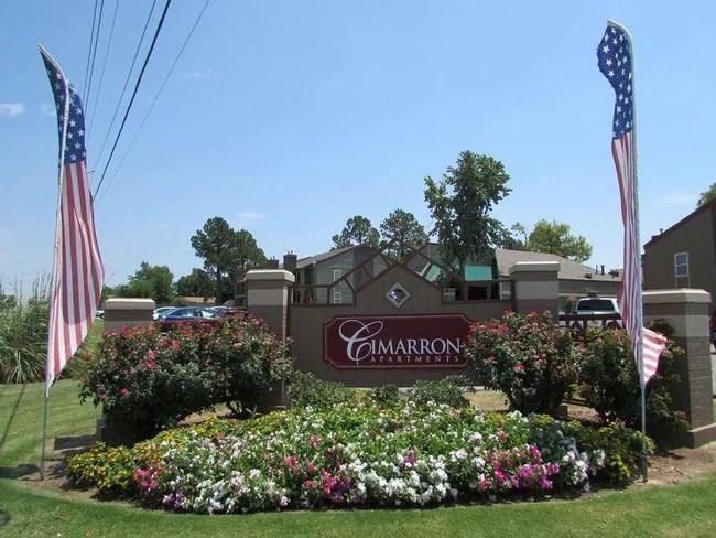 Cimarron Apartments Apartments