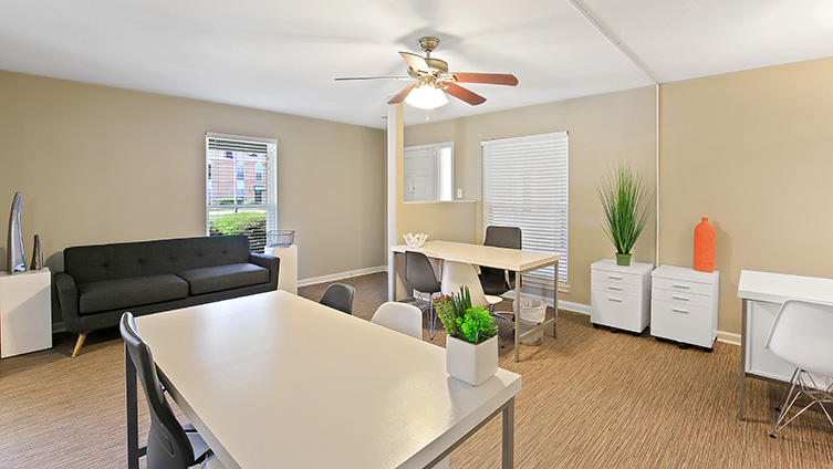 The Hub at Baton Rouge Apartment Homes Rentals