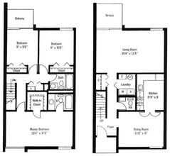 Towne Crest Apartments and Townhomes Rentals