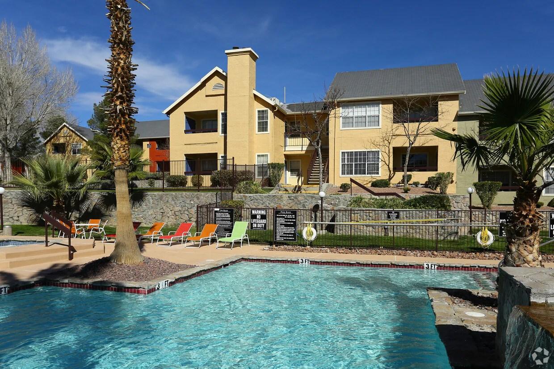One Bedroom Apartments El Paso Tx