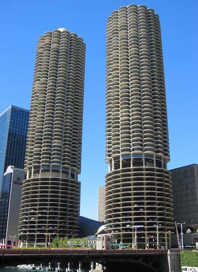 Marina City Rentals Chicago IL