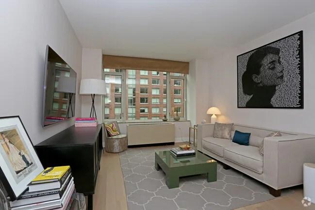Tribeca Green Apartments New York Ny