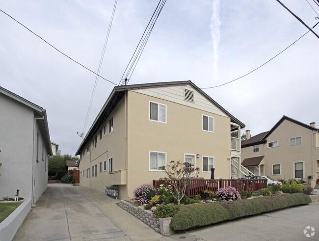 Palma Apartments Monterey