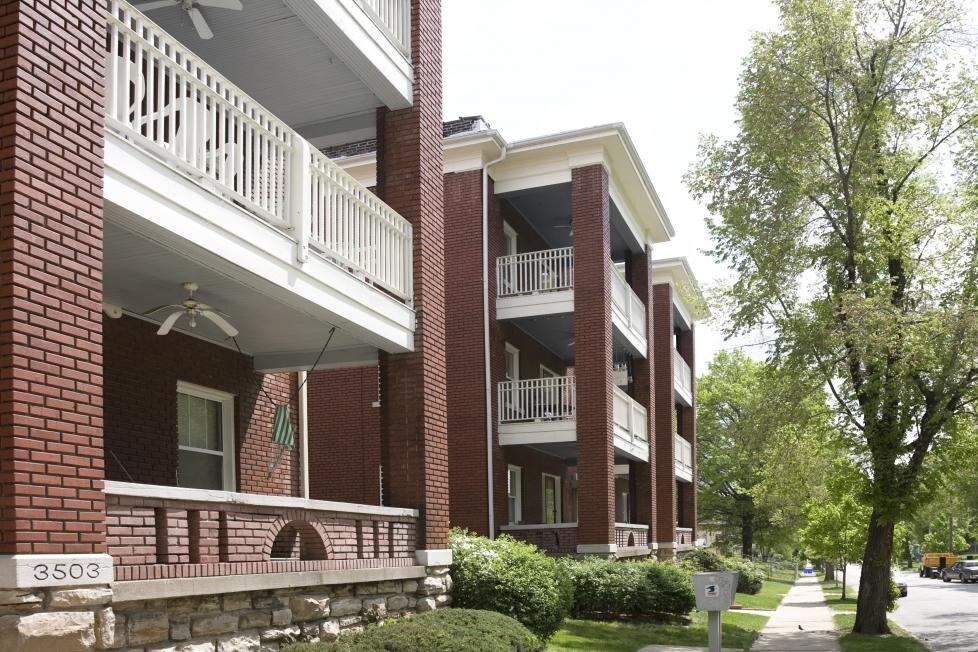 Valentine Neighborhood Apartments Rentals Kansas City