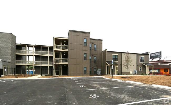 Building Photo St Ambrose Apartments