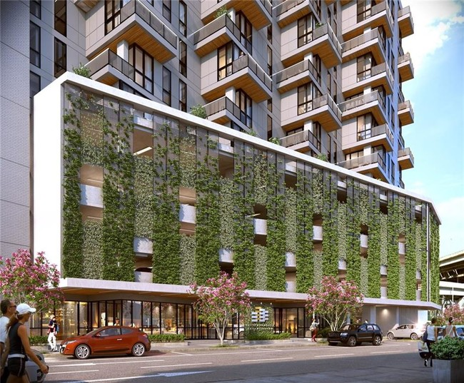 Tracage Luxury Apartment Tower Apartments New Orleans La