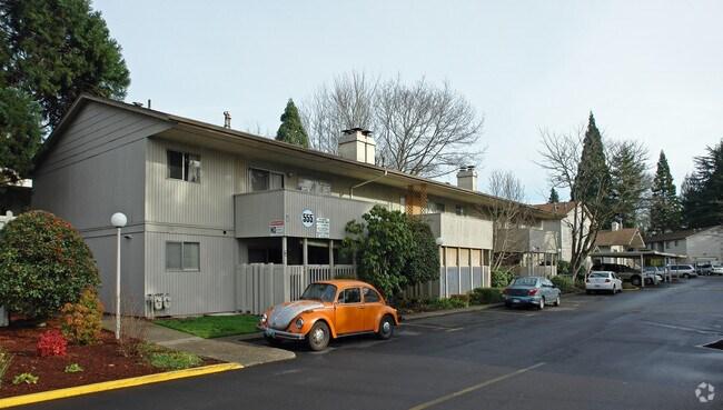 Woodland Apartments Eugene