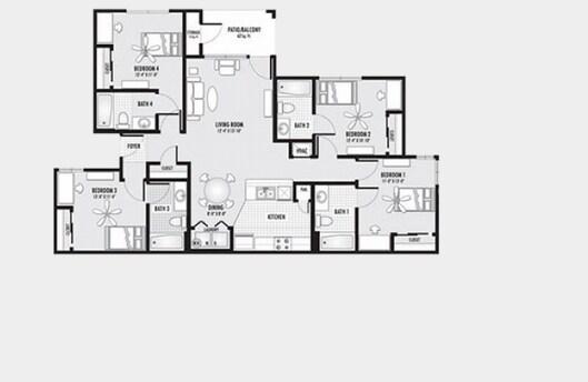 Gateway At Denton Apartments Rentals