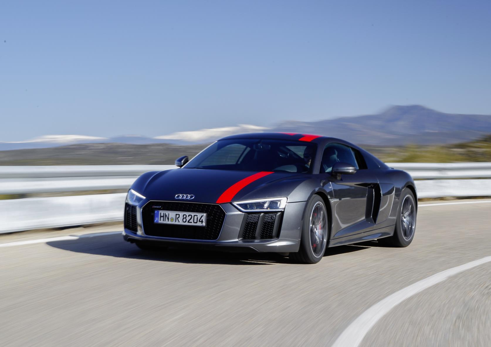 Audi R8 Rws El De Los Puristas Autocasi 243 N