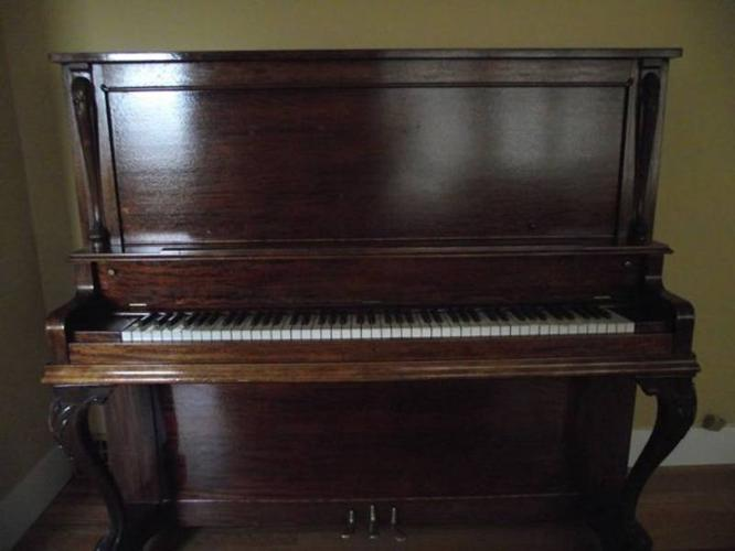 Sold 1904 Quot New Scale Williams Quot Upright Piano Amp Bench For