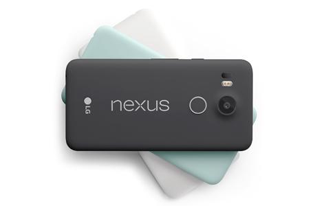 נקסוס 5x . המכשירים החדשים יצאו תחת המותג פיקסל