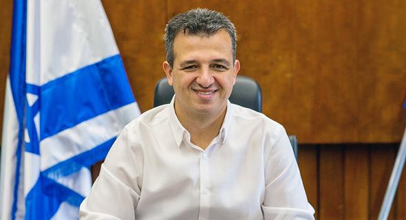 "The mayor of Ramat Gan, Carmel Shama HaCohen. ""We will not agree to a loss property tax"""
