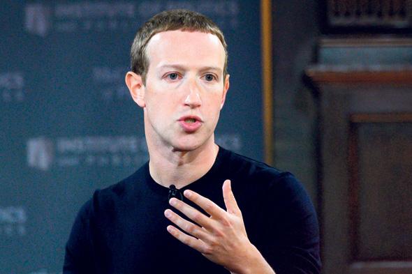 "Founder and CEO""To Facebook, Mark Zuckerberg"