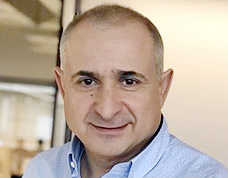 """Yigal Chudner, Founder and CEO""""To construction routes"""