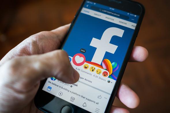 Facebook.  Severe discrimination in Australia