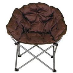 Saucer Chairs Sam S Club Hammock Chair Stand Nz Folding Camping World Brown