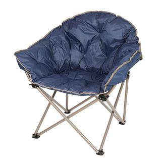 padded camping chair folding guitar chairs world navy club