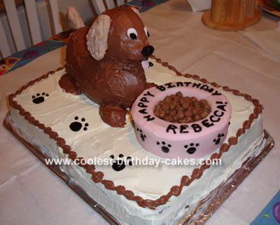 Coolest Dog Birthday Cake Recipes