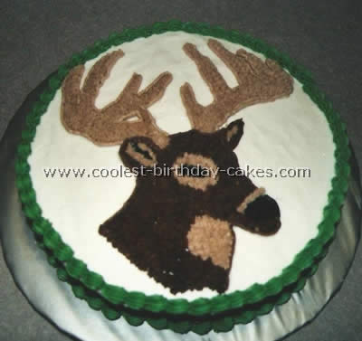 coolest homemade reindeer and