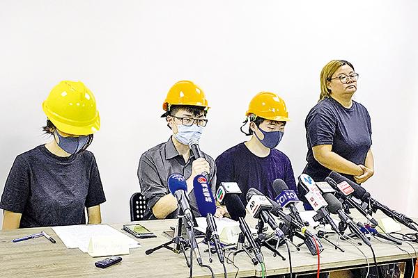 「民間記者會」冀還原反送中真相 抗衡政府一言堂|大紀元時報 香港|獨立敢言的良心媒體