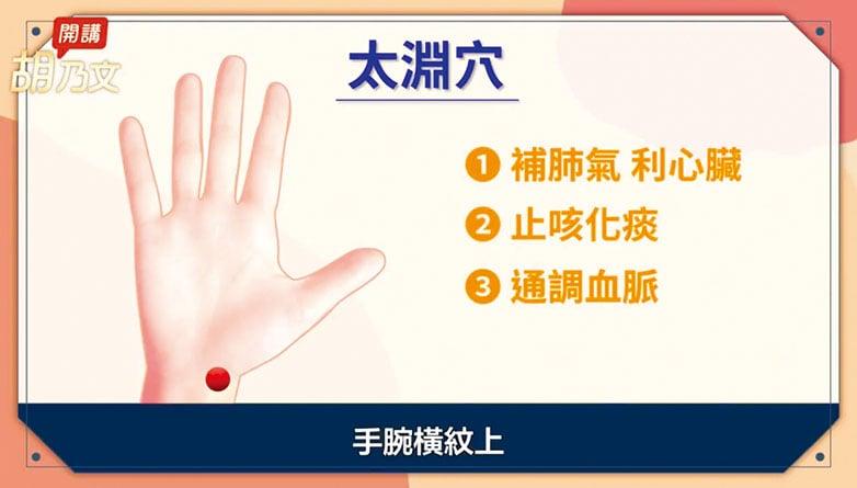 咳嗽不停? 按穴位速止咳 中醫治咳絕招 大紀元時報 香港 獨立敢言的良心媒體