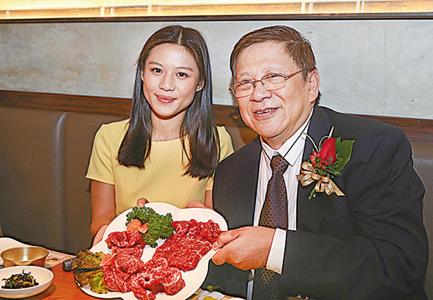蕭若元獨家代理韓牛供港 大紀元時報 香港 獨立敢言的良心媒體