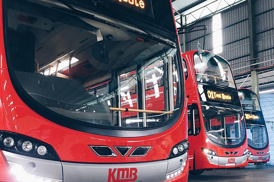 九巴揭開新一代巴士設計 紅色車身似倫敦巴士|大紀元時報 香港|獨立敢言的良心媒體