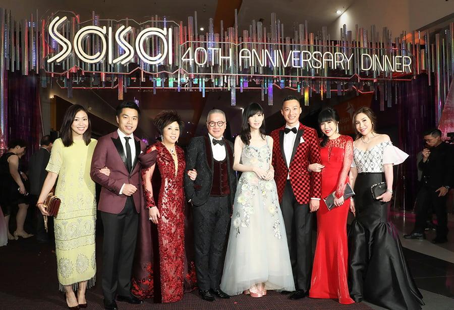 化粧品集團代言人周慧敏出席周年盛宴 與眾藝人名人延續美麗人生精神 大紀元時報 香港 獨立敢言的良心媒體