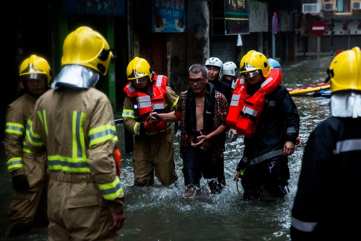 天鴿後 又來山竹 澳門風災嚴重 周一停課 公務員停班|大紀元時報 香港|獨立敢言的良心媒體
