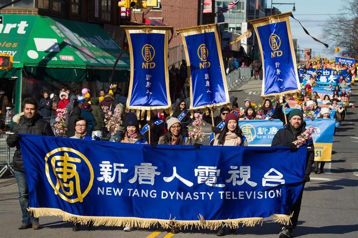 走在時代前沿 新唐人突破封鎖 傳送真相|大紀元時報 香港|獨立敢言的良心媒體
