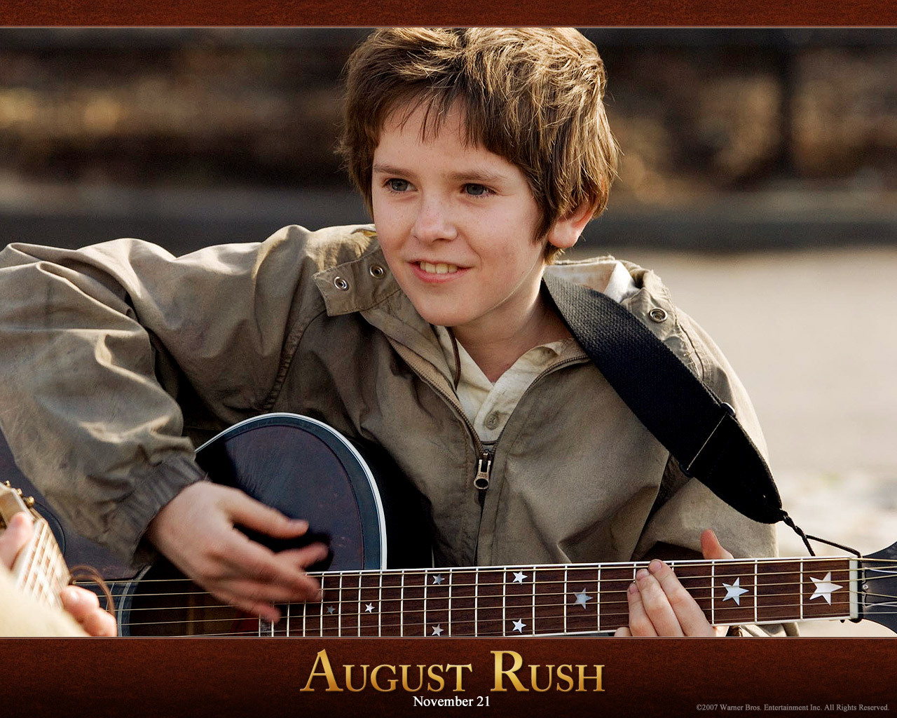 Image result for august rush
