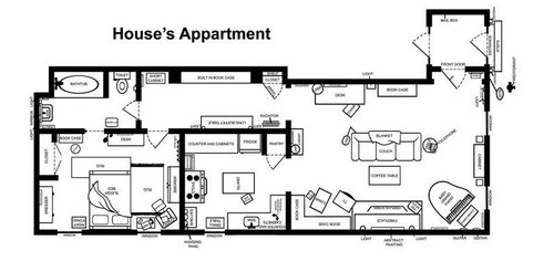 House M.D. images Houses apartment wallpaper and