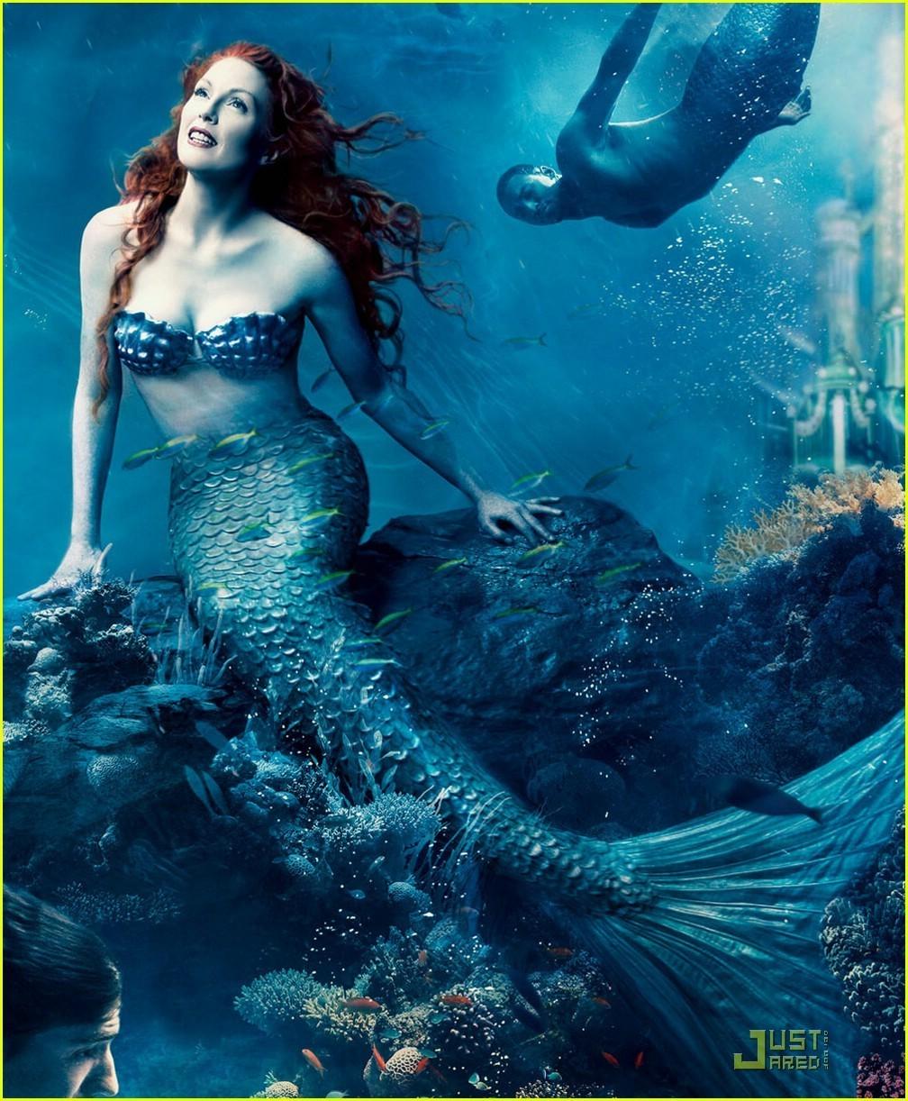 The Little Mermaid - julianne-moore Photo
