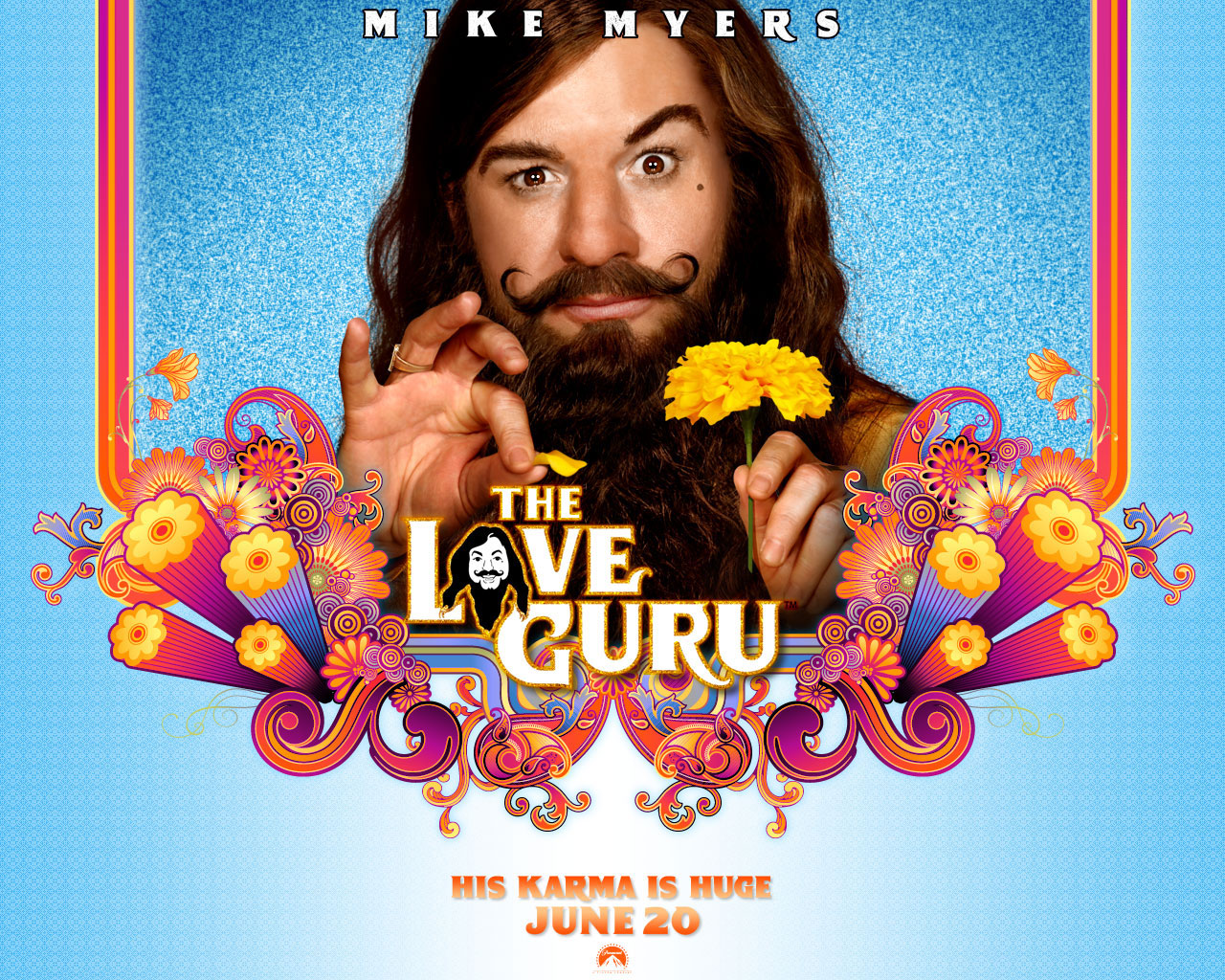 Google Wallpaper Hd Mike Myers Images The Love Guru Hd Wallpaper And