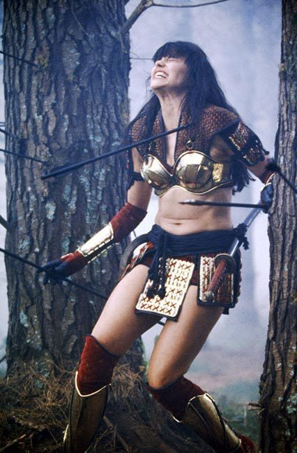 Friend in need xena warrior princess can help