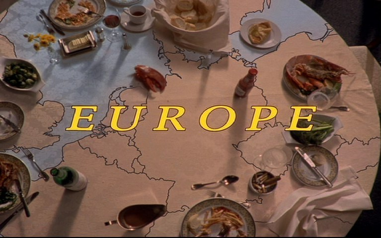 Eurotrip images eurotrip table map HD wallpaper and background photos 1079526
