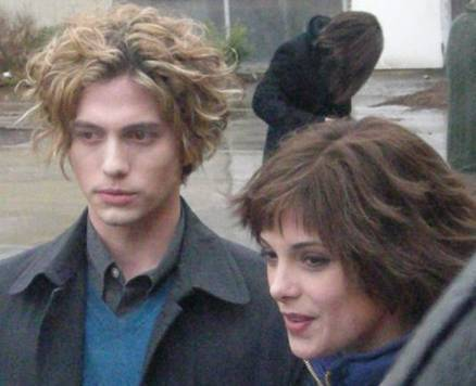 Jasper and Alice--crazy vampire hair, rowr!