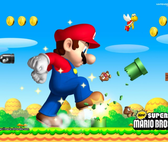 Nintendo Ds Images New Super Mario Bros Hd Wallpaper And Background Photos