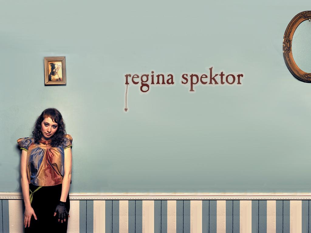 Regina  Regina Spektor Wallpaper 1648002  Fanpop