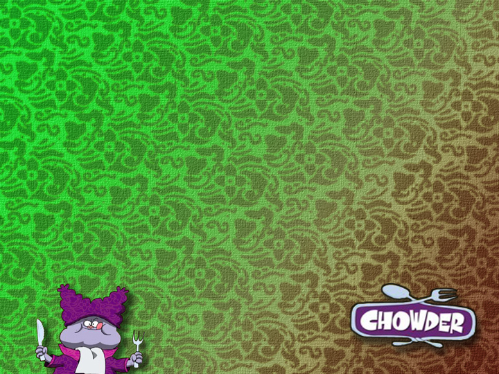 Your Cute Wallpaper Chowder Images Chowder Wallpapers Hd Wallpaper And